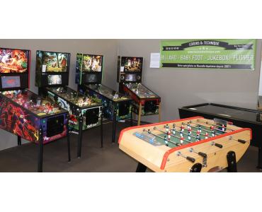 Composition d'une Game Room